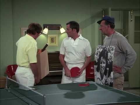 Billie Jean King meets Bobby Riggs again from The Odd Couple