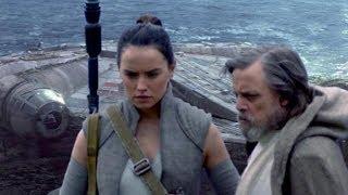 Star Wars The Last Jedi Heroes Trailer