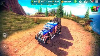 Off The Road - OTR Open World Driving - Gameplay Android & iOS game - off-road driving simulator