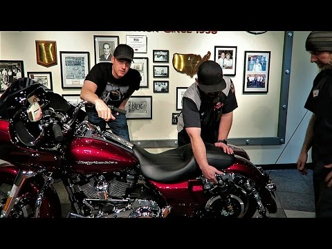 Adjusting Harley-Davidson Suspension for Touring & Sportster Chassis Motorcycles