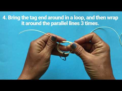 How to Tie a Jansik Knot