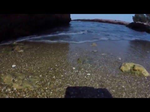 GoPro hero 3+ βίντεο στην θάλασσα