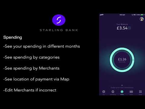Starling Bank App review