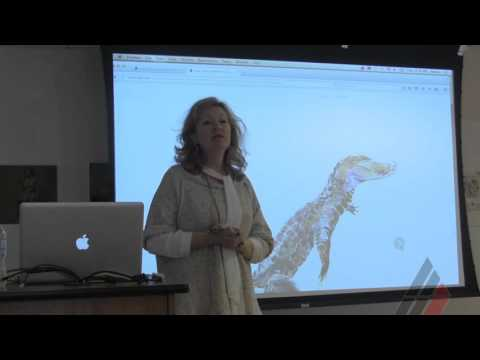 Kate Spiess Visiting Artist Lecture at American Academy of Art