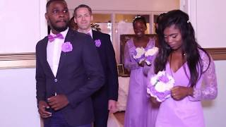 WEDDING HILDO GOMES AND ESTER KIFEMBE 2nd PART