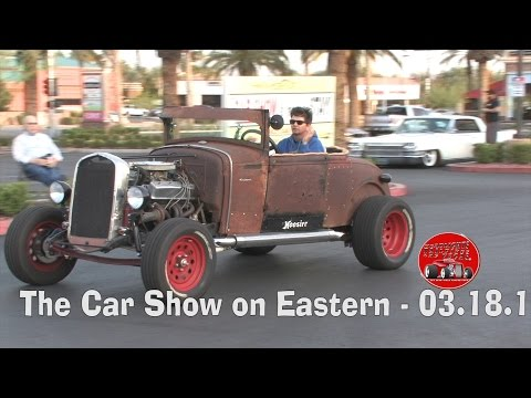 THE CAR SHOW on  EASTERN 31817 A
