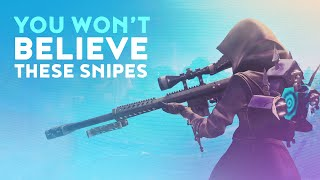 YOU WON'T BELIEVE THESE SNIPES! (Fortnite Battle Royale - Dakotaz)