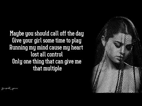 Selena Gomez - Cologne (Lyrics)
