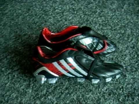 purchase cheap 4a792 d9255 ADIDAS PREDATOR POWERSWERVE TRX FG STAR CHAMPIONS LEAGUE EDITION ! - YouTube