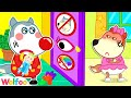 I'm sorry, Excuse Me - Wolfoo Learns Good Behaviour for Kids | Wolfoo Channel Kids Cartoon