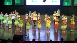 China ILP 3rd Grade Dance 2013