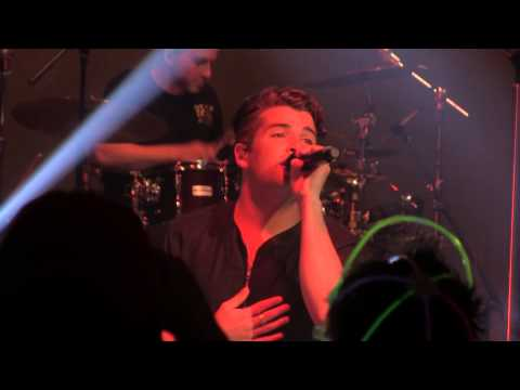 Joe McElderry - Wide Awake - SYSA - Tour Hastings