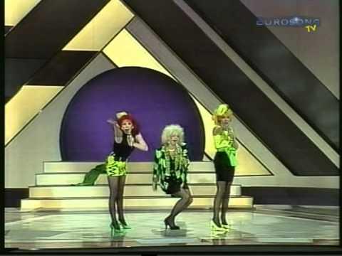 Historien om Eurovision 1984 - del 2