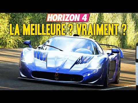 Forza Horizon 4 : La Meilleure Voiture Du JEU ? Vraiment ? Maserati MC12 FE thumbnail