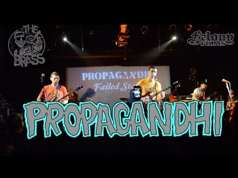 PROPAGANDHI - NEW SONG (multi cam)(drum cam)