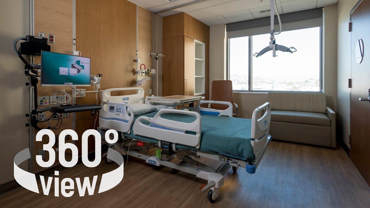 Cpmc Mission Bernal Birth Center Maternal Newborn 360 Tour Youtube
