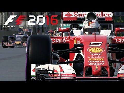 F1 2016 - Create Your Own Legend Trailer