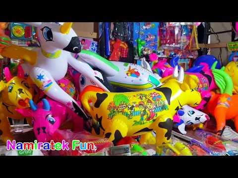 Mainan Anak Taman Bermain Playground mainan anak perempuan naik Odong-odong play mini merry