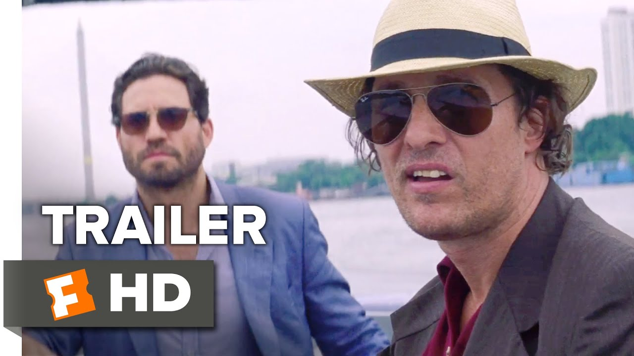Gold Official Trailer 1 2016 Matthew Mcconaughey Movie Youtube