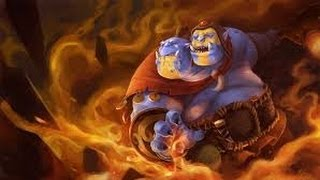 Ogre magi - дота 2, гайд)  1 голова - хорошо, а две - ОГР МАГ :D