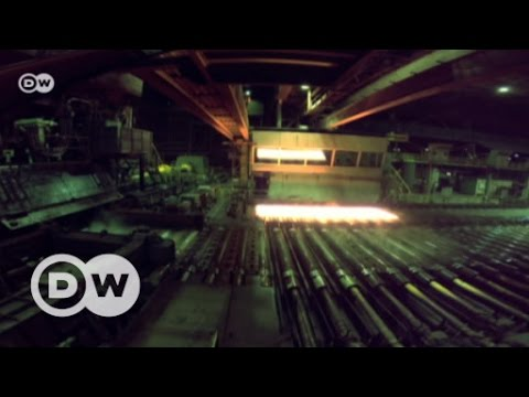Trade conflicts - what about German steel? | DW English