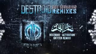 Destroid [Downlink] - Activation (Getter Remix) Official