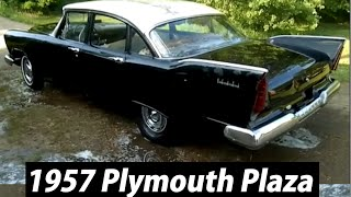 Will it Run? Episode 19: 1957 Plymouth Plaza! Part 1 of 3