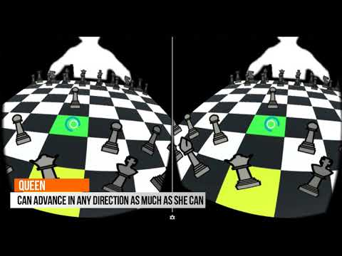 Unity Asset Store Pack - VR Chess Concept game (Oculus, Cardboard, Pixel) (Download link below)