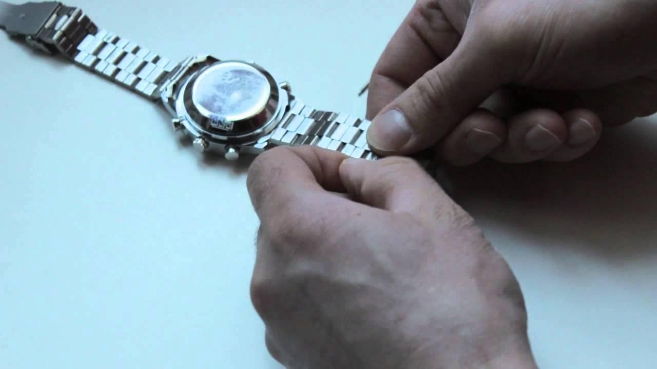Sur Bracelet Un Montre Adapter Mesure De sdtCrBxhQ