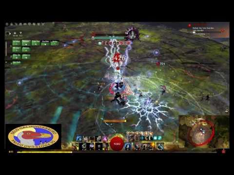 Raid Spirit Vale - Vale Guardian first PUG kill
