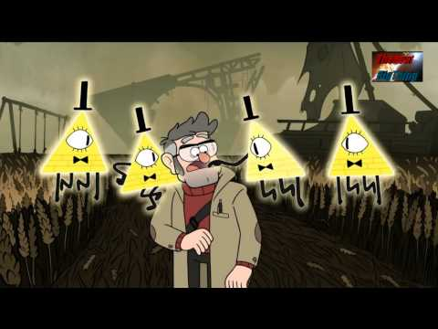 Gravity Falls: The Last Mablecorn - THE RETURN OF BILL CIPHER