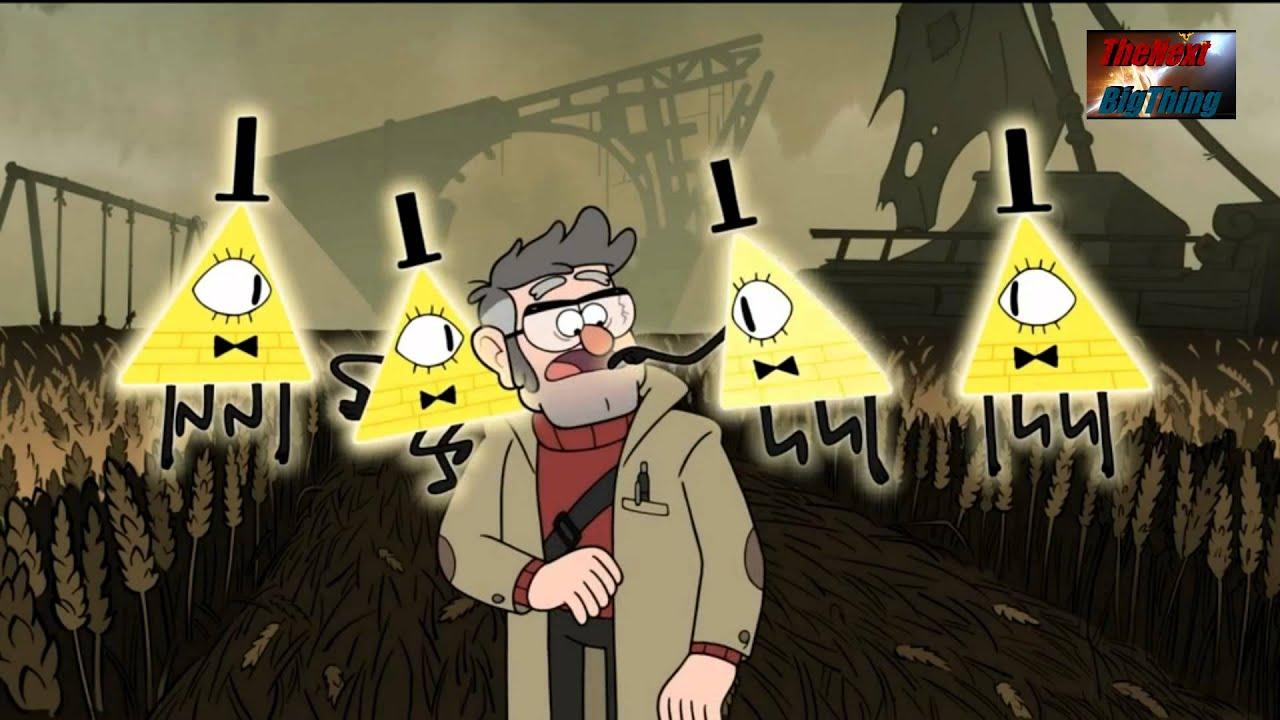 Gravity Falls Bill Cipher Wallpaper Hd Gravity Falls The Last Mablecorn The Return Of Bill