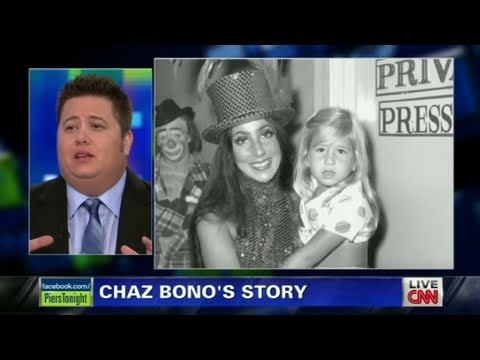 CNN Official Interview: Chaz Bono on growing up in the spotlight