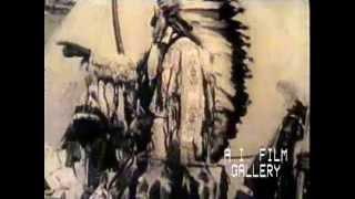 Great Indian footage, Hopi snake dance, demeaning soundtrack, 1932