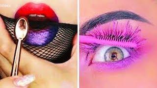 18 Trucos De Belleza y Maquillaje Súper Locos e Inteligentes Que Tienes Que Intentar