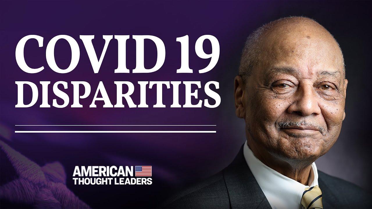 Bob Woodson on COVID 19 Racial Disparities, 1619 Project & Ahmaud Arbery | American Thought Lead