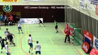 OSC Loewen Duisburg - HSG Handball Lemgo II