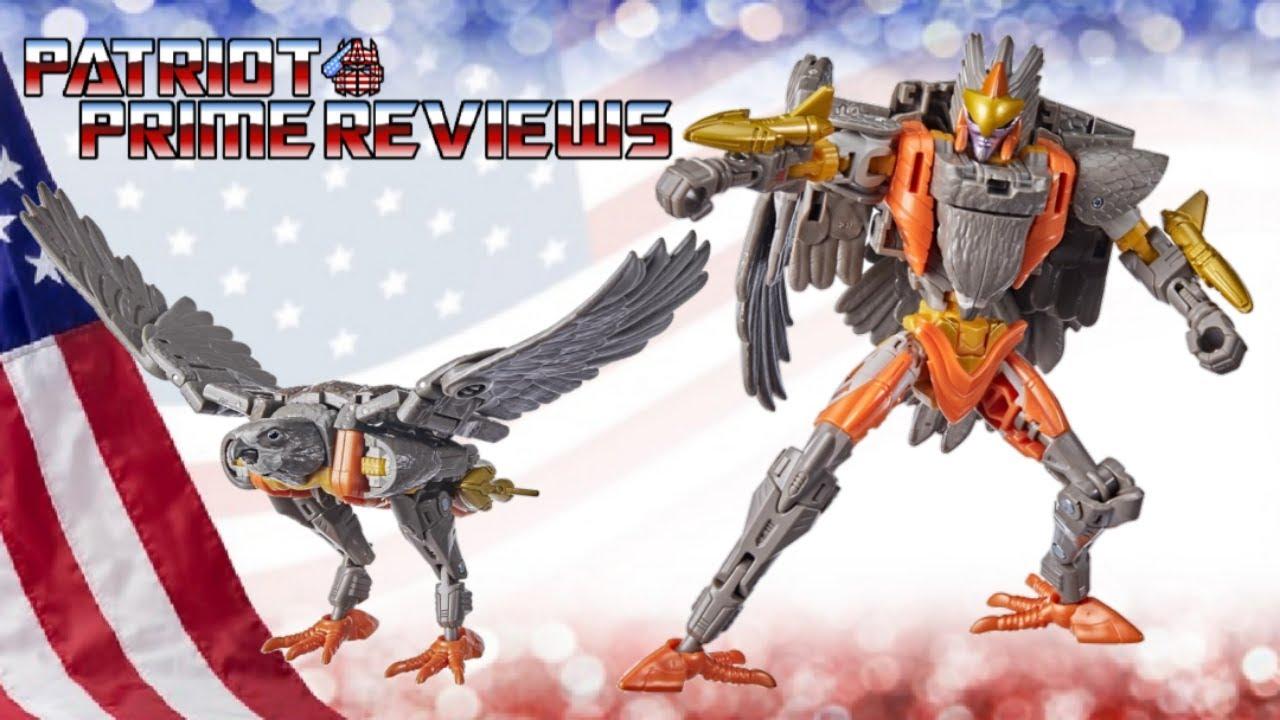 Patriot Prime Reviews Kingdom Airazor
