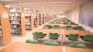2階フロア案内(都立中央図書館バーチャルナビ11)