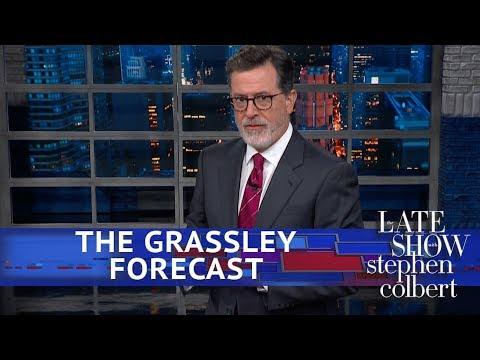 Stephen Simulates Next Week's Kavanaugh/Ford Hearing