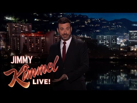 Jimmy Kimmel Knows Why Donald Trump Sent Jared Kushner to Iraq