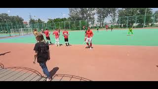 Мини футбол Жувентус vs Пресня 7 тур 1 тайм