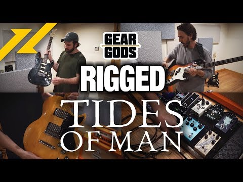 RIGGED: Tides of Man Mp3
