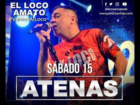 El Loco Amato   Atenas (15-07-2017)