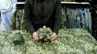Обзор подсумка котелка ВДВ от ТМ quot;А.Т.А.К.А.quot; (Украина)