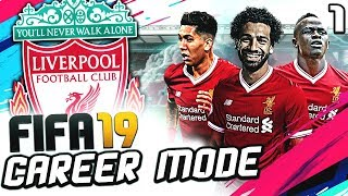 FIFA 19 Liverpool Career Mode #1 - £100,000,000 FOR NEW TRANSFERS - THE START OF A DYNASTY