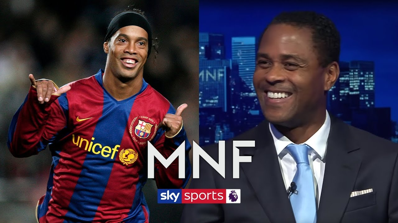 Download Patrick Kluivert picks INCREDIBLE all-time XI of the best players he has played with!   MNF