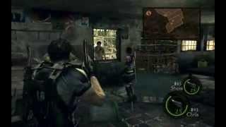 Resident Evil 5 Walkthrough Mission 1-1 Part 1
