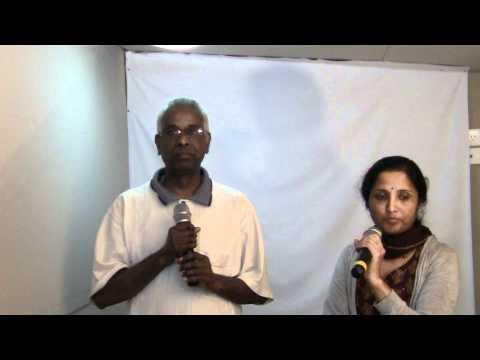 Anbulla Maan Vizhiye sung by Victor and Usha