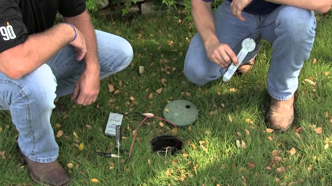 Using a Toner to Identify Electrical Wires - YouTube